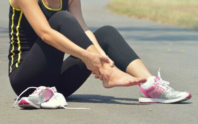 Esguince de tobillo: todo lo que debes saber